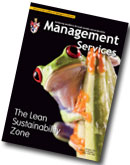 Management Services Autumn 2009 Cover