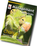 Management Services Winter 2008 Cover